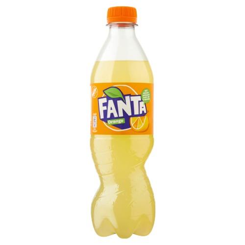 Fanta Orange 500ml (0.5L)