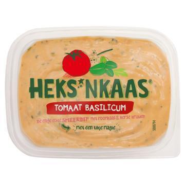 HEKS'NKAAS® Tomaat Basilicum 150g (150g)
