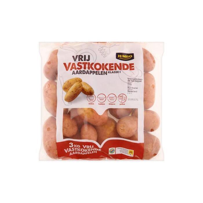 Vrij vastkokende aardappelen (zak, 3kg)