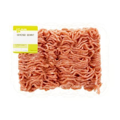 Gemengd gehakt ongekruid (250g)
