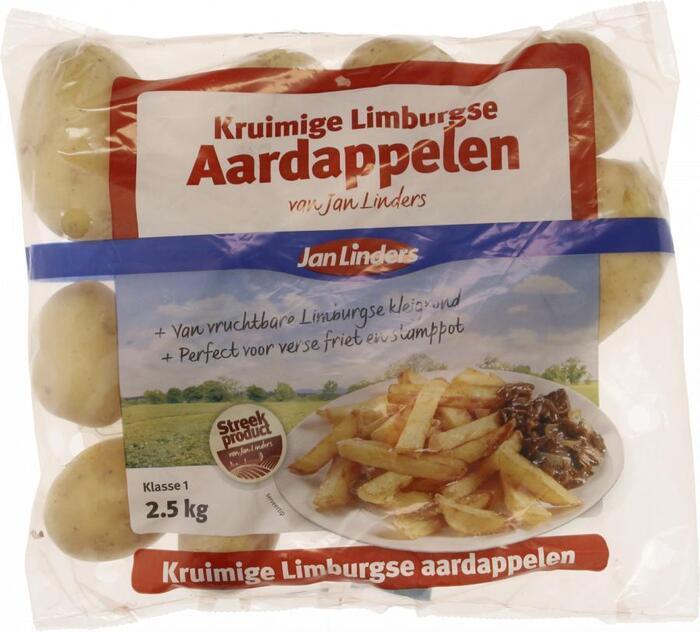 Limburgse aardappel (2.5kg)