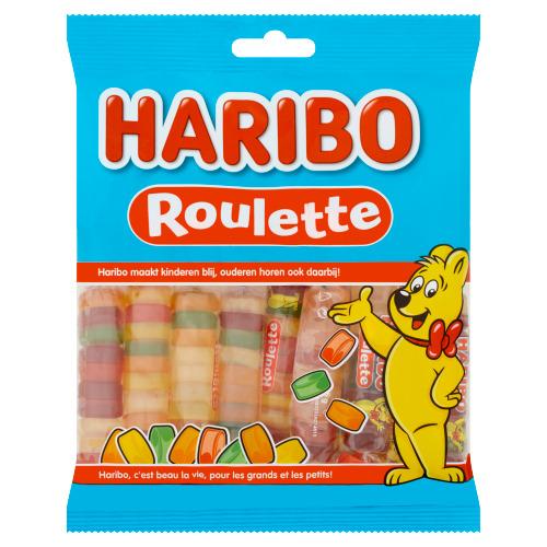 Haribo Roulette 250 g (250g)