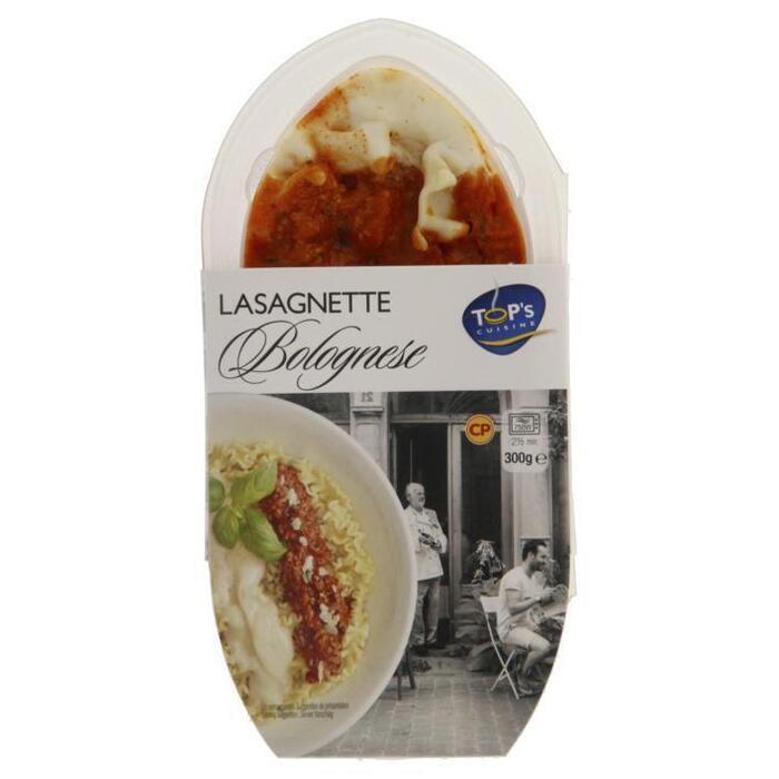 Tops Cuisine Lasagnette bolognese (300g)
