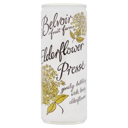Elderflower Pressé (rol, 25 × 250ml)