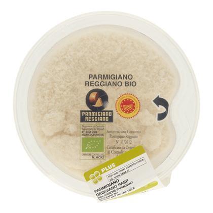 Parmigiano reggiano bio rasp (100g)