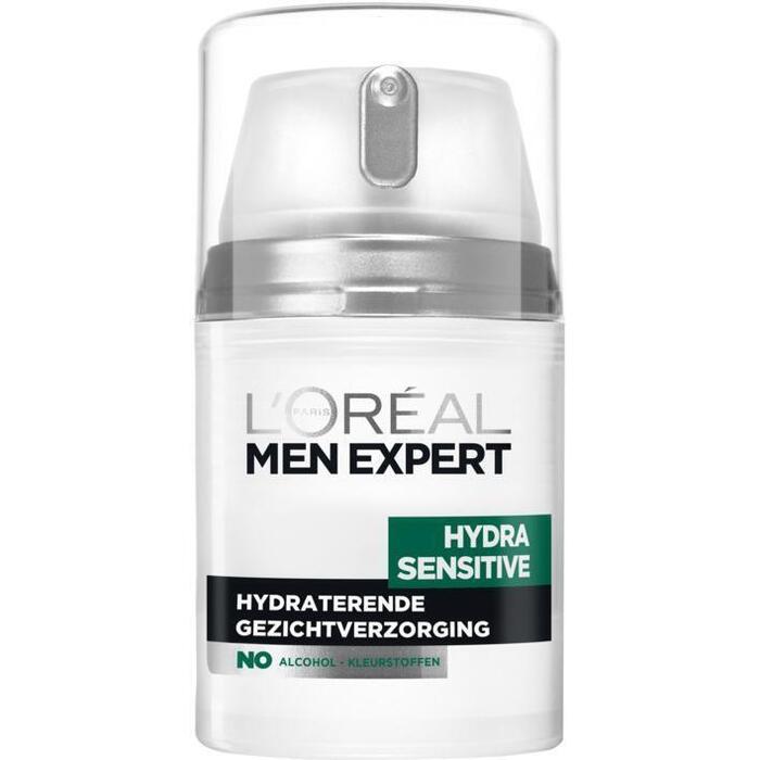 L'Oréal Paris men expert hydra sensitive cream (50ml)