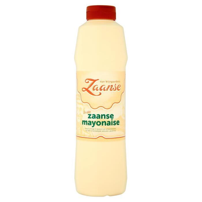 Zaanse Mayonaise (Flacon, 0.75L)