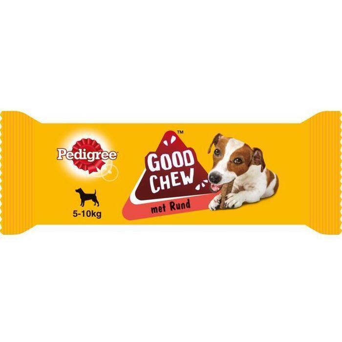 Pedigree Good Chew met Rund 58 g (58g)