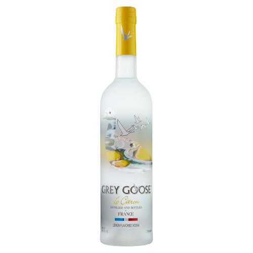 Grey Goose Le Citron Vodka 700 ml (0.7L)