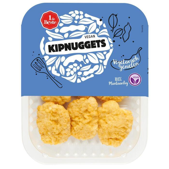 Kipnuggets vegan (175g)