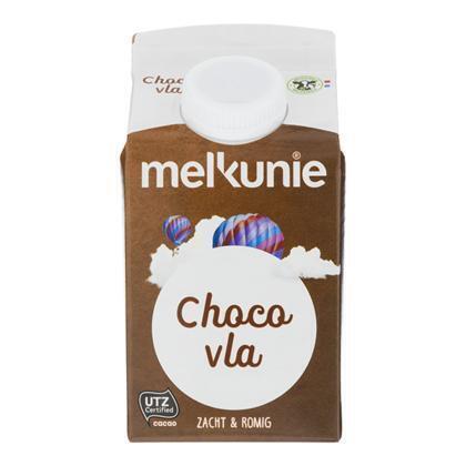 Chocolade Vla (Stuk, 0.5L)