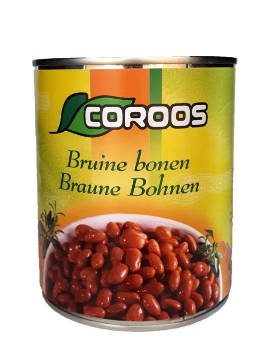 Bruine bonen (Blik, 800g)