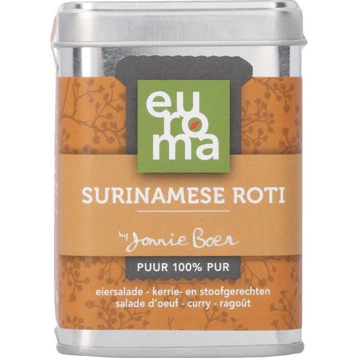 Euroma Surinamese roti (90g)