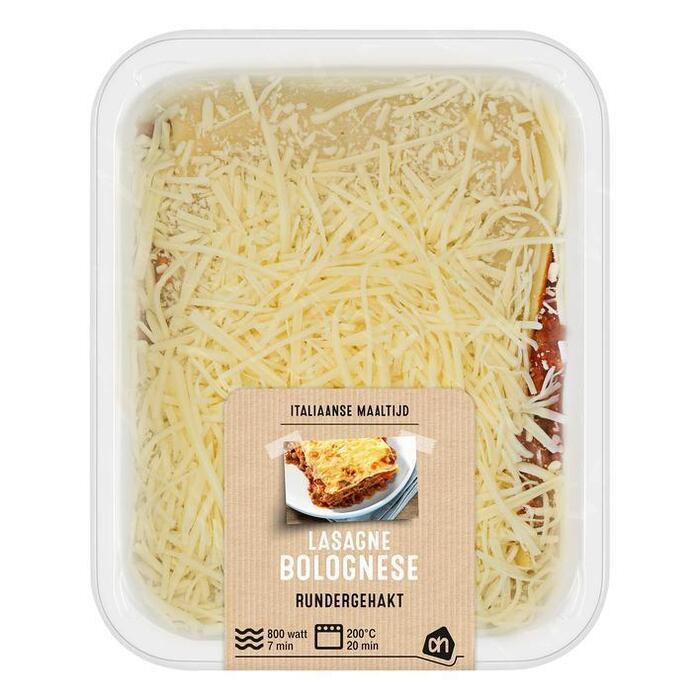 Lasagne Bolognese (400g)