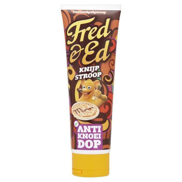 Fred & Ed Knijpstroop (350g)