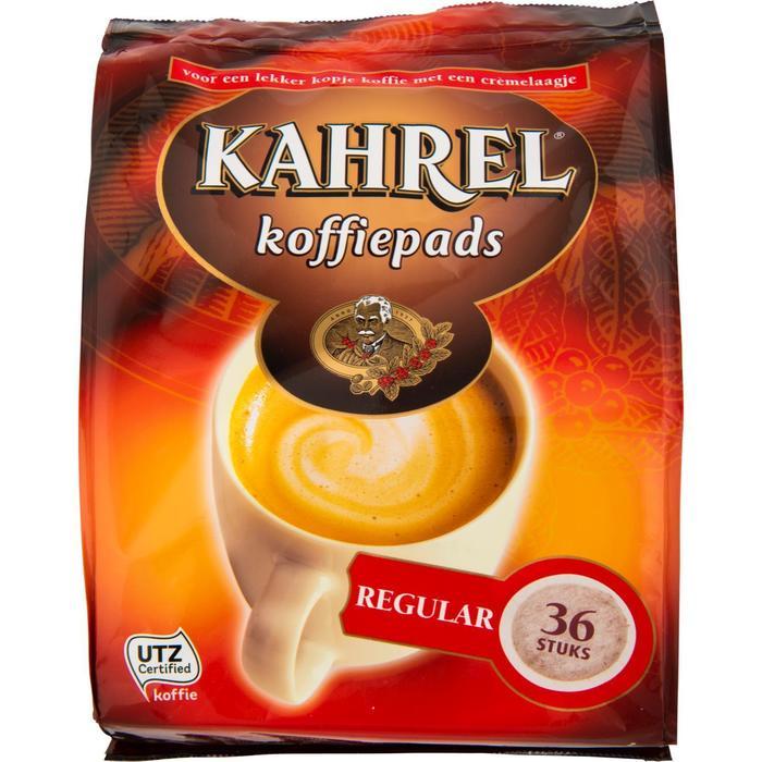 Koffiepads regular