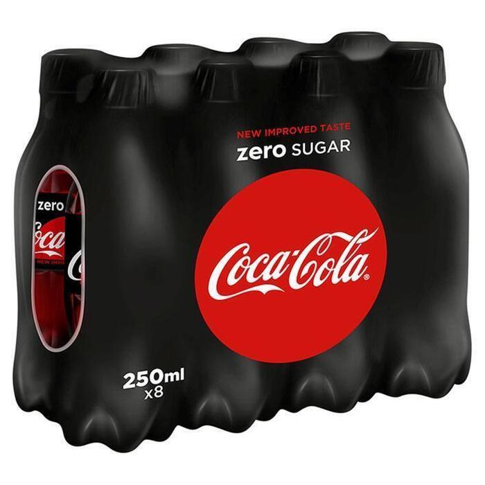 Cola Zero 8 x 25 cl (8 × 250ml)