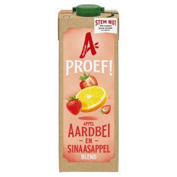 Appelsientje AS Proef! Aardbei-Sinaasappel (1L)