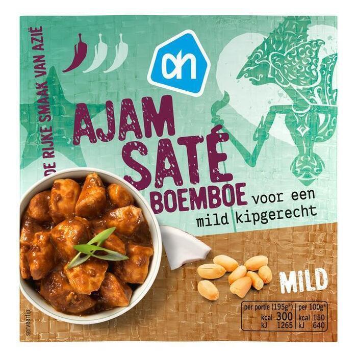 Milde Saté boemboe (doos, 100g)