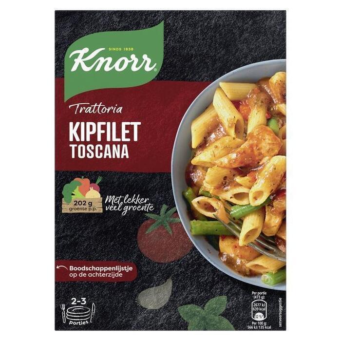 Knorr Maaltijdpakket Trattoria Kipfilet Toscana 261 g (261g)