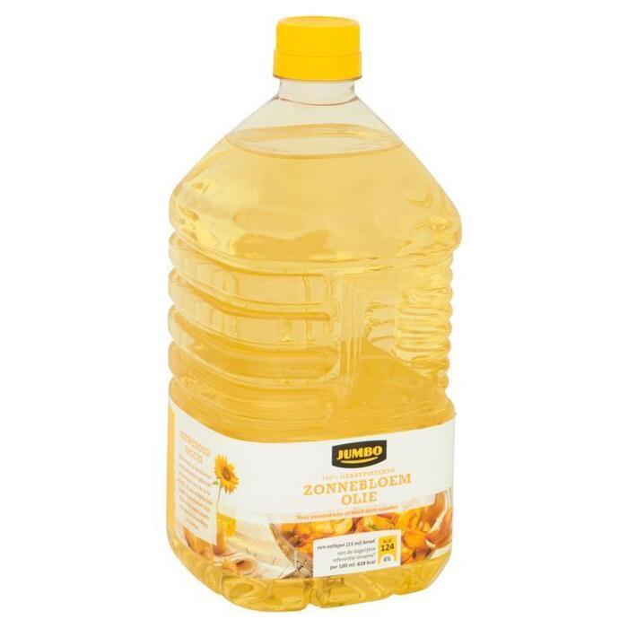 Zonnebloemolie (petfles, 2L)