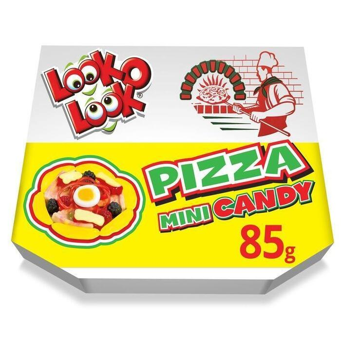Look-O-Look Mini Candy Pizza 85g (85g)