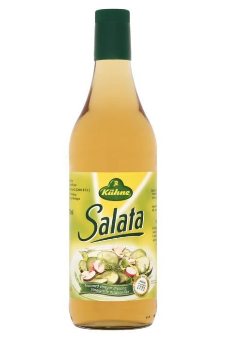 Kühne Salata Seasoned Vinegar Dressing 750 ml (0.75L)