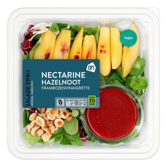 AH Groene salade nectarine (225g)