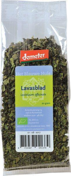 Lavasblad (20g)