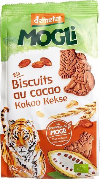 Cocoa biscuits (125g)