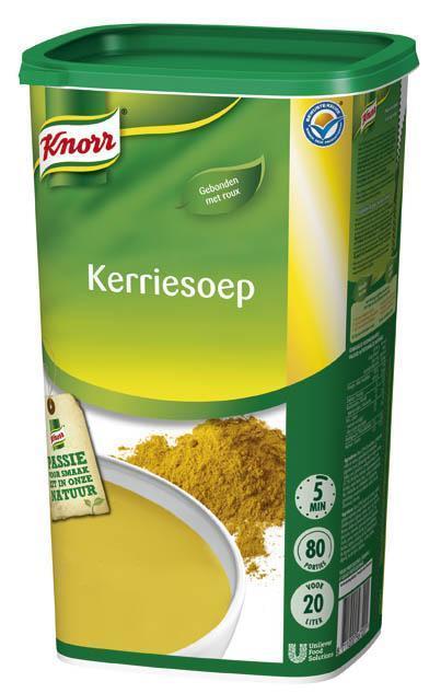 Knorr Kerriesoep 1.2KG 6x (6 × 1.2kg)