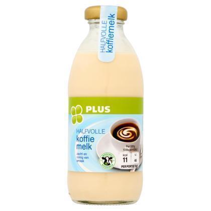 Koffiemelk halfvol (186ml)