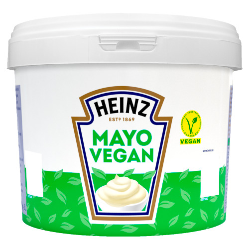 Heinz Vegan Mayonnaise Classic 5L (4.7kg)