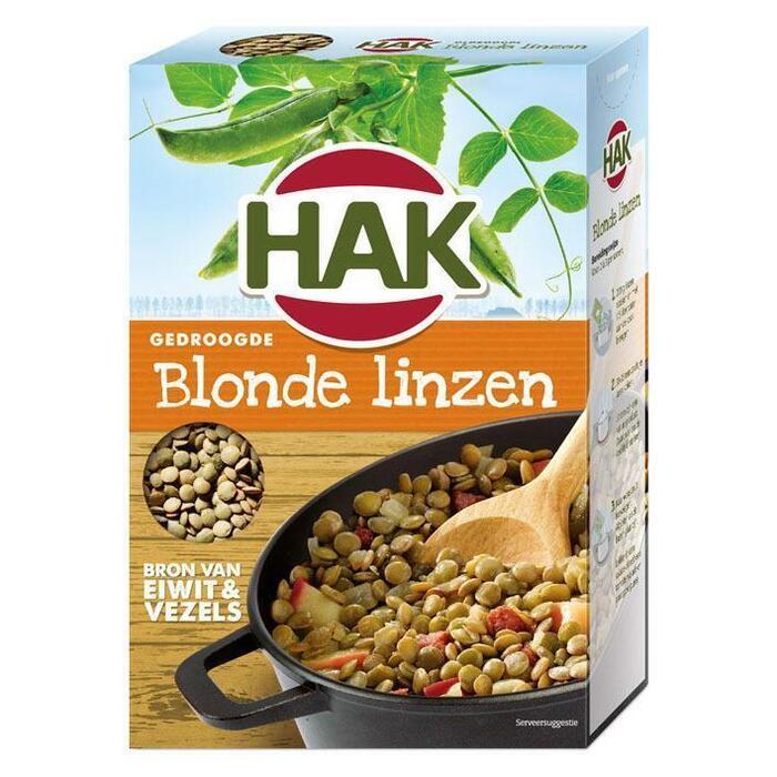 Blonde Linzen (doos, 500g)