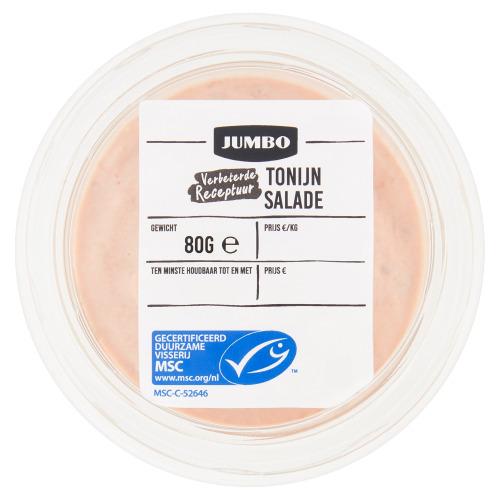 Jumbo Tonijnsalade 80 g (80g)