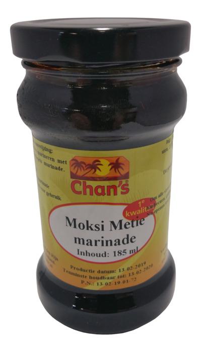 Chan's Moksi metie marinade (185ml)