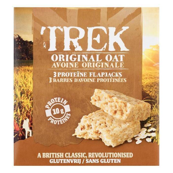 Trek Original oat (3 × 50g)