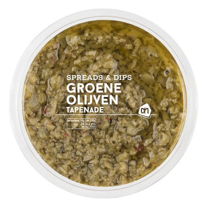 AH Groene olijventapenade (125g)