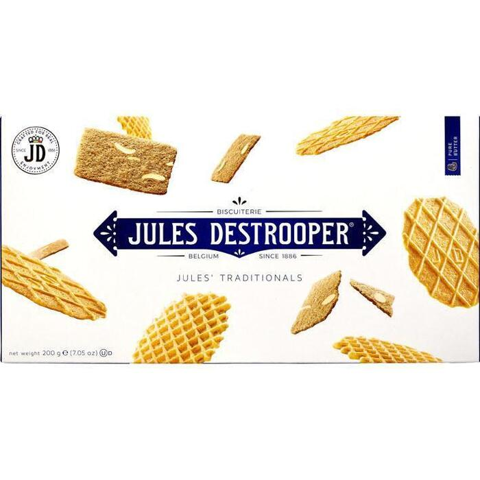 Jules Destrooper Jules traditionals (200g)