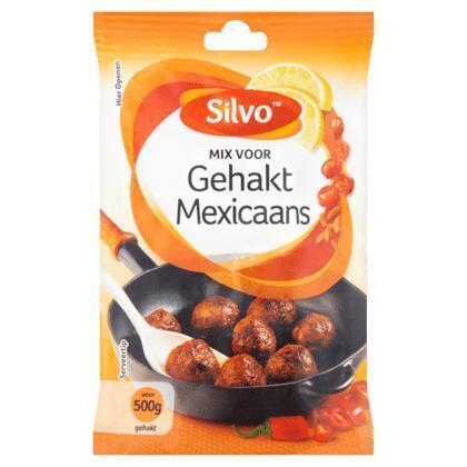 Kruidenmix gehakt Mexico (40g)
