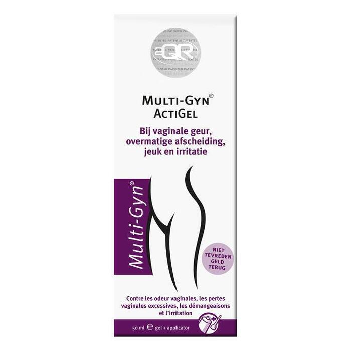 Multi-Gyn Actigel (50ml)