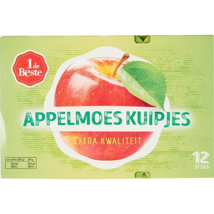 Appelmoes extra kwaliteit (1.2kg)