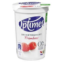 Framboos drink 0% vet (250ml)