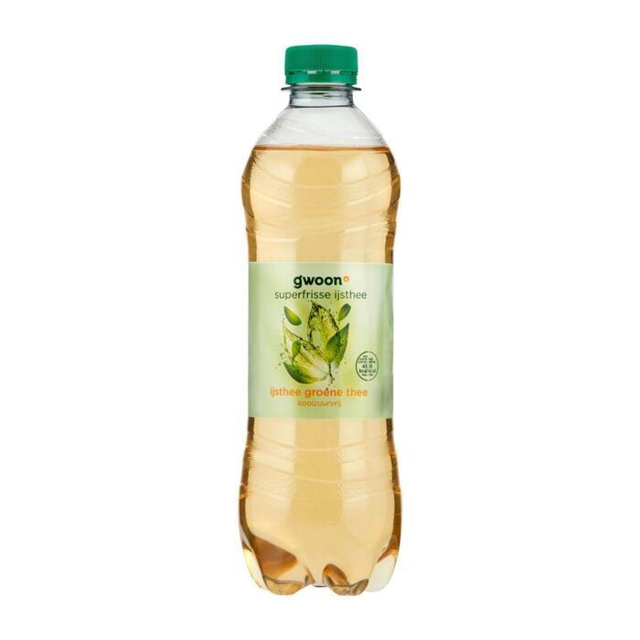 g'woon Groene ijsthee (0.5L)