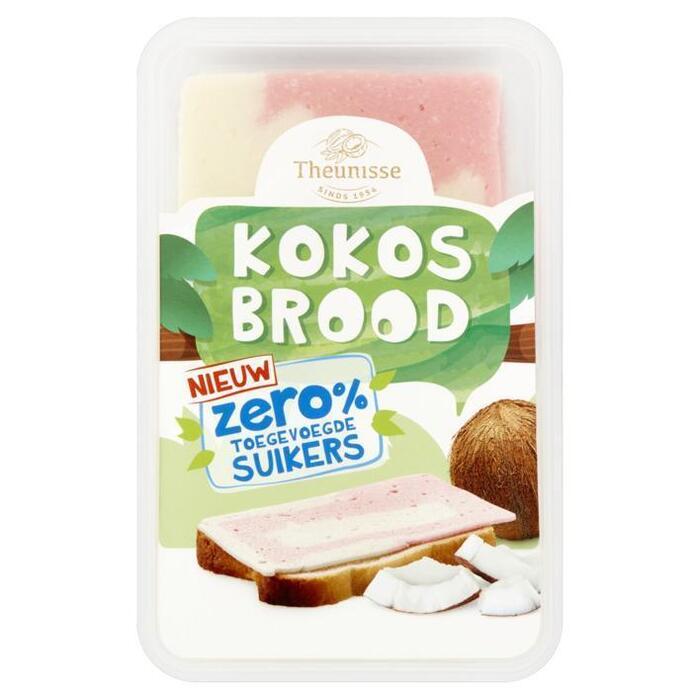 Theunisse Kokosbrood Zero 240 g (240g)