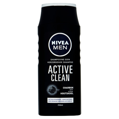 Nivea Man active clean shampoo (250ml)