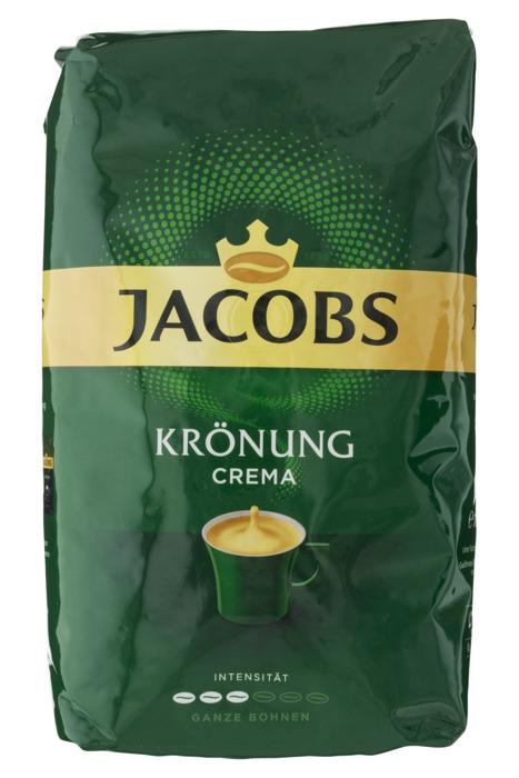 JACOBS KR?NUNG KOFFIEBONEN CREMA 1000G BAG (1kg)
