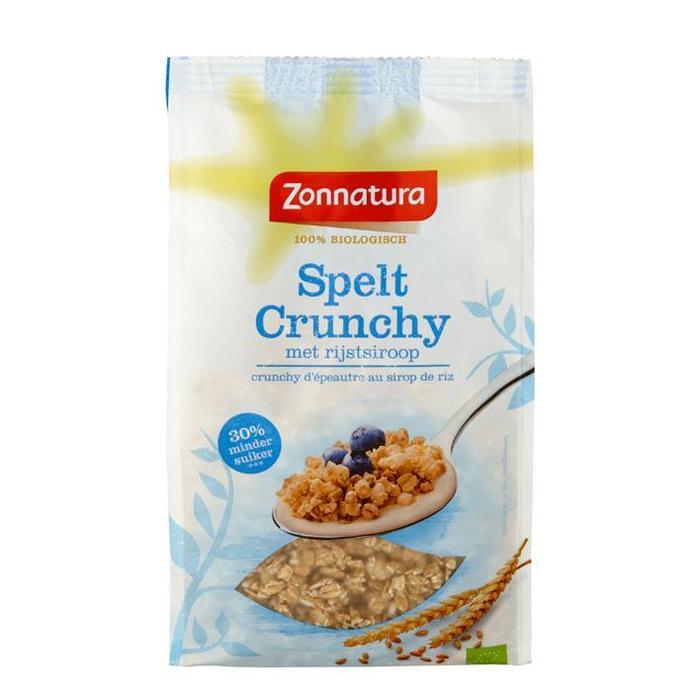 Spelt Crunchy met Rijststroop (Stuk, 375g)