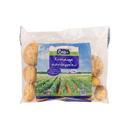 Kruimige Aardappels (zak, 2kg)
