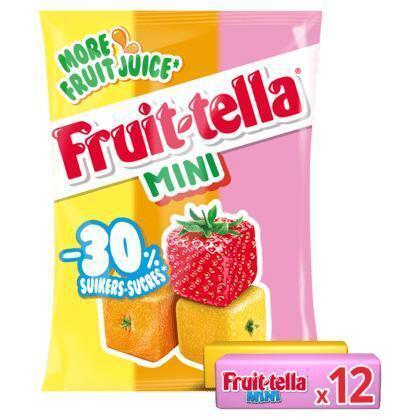 Fruittella Mini summerfruits (12 × 144g)